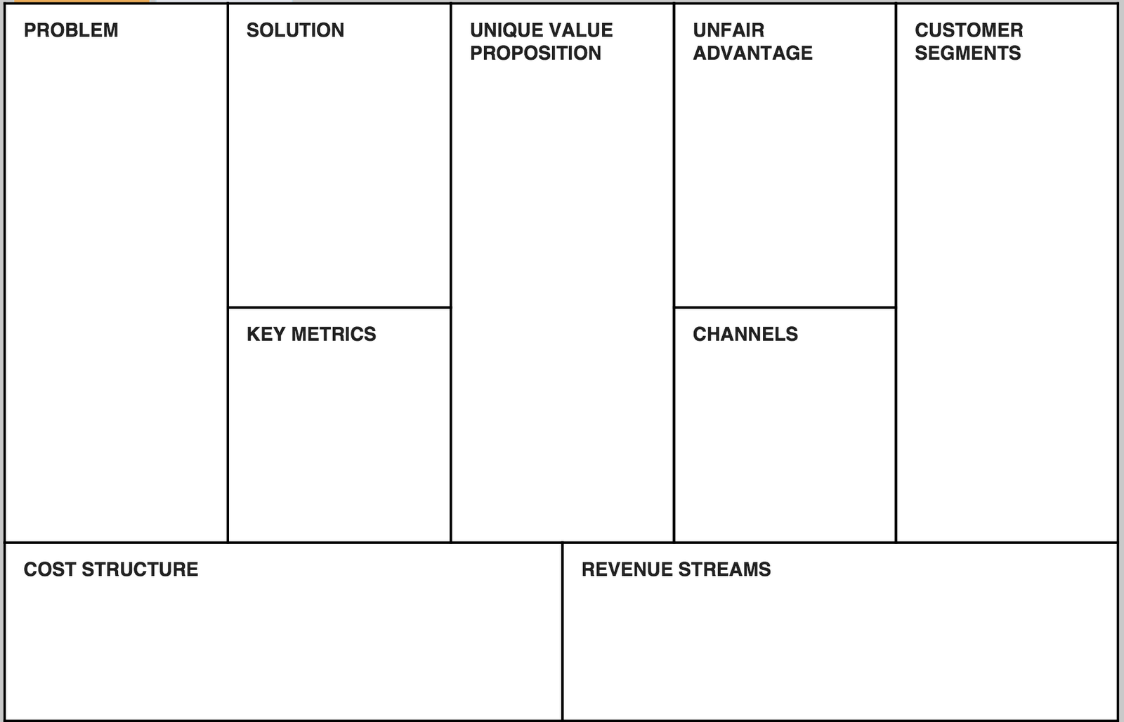 Business plan models software free download brand new the lean.
